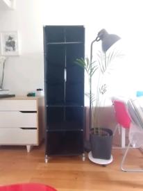 IKEA IKEA PS WARDROBE BLACK - Collapsible Shelves & Rail