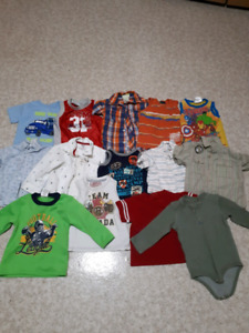 12-18 month boy clothing euc