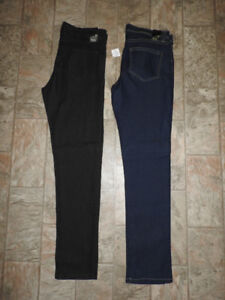 Medium fit NWT low rise skinny jeans ($10 ea. or BOTH for $15)