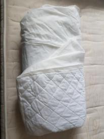 Superking waterproof sheet