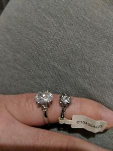 Hidden Gem rings