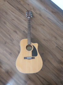 Fender CD60 CE Electro - Acoustic Guitar