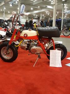 Honda Minibike Show and Sale z50 ct70 atc