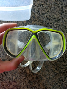 Bare Due C Scuba/Snorkling Mask