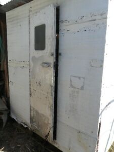 free shed 2x4 frame tin on outside