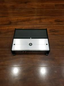 Jl Audio XD600/1 V2 AND JL AUDIO  HD RLC BASS KNOB