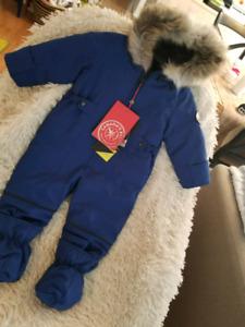 Manteau d'hiver bébé garçon 12 mois