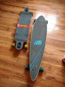 Deux longboards Landyachtz