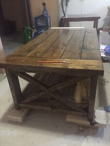 Farmhouse Coffee Tables, Dining Tables, Console Tables