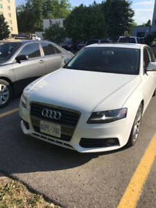 Audi A4 Fully Loaded S line Premium