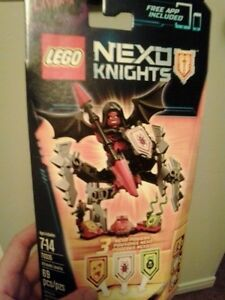 LEGO : Nexo Knights : Ultimate Lavaria - Never opened