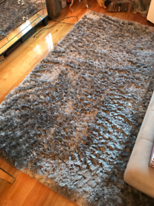 Pre-owned Grey Orian rug / carpet from Mobilia