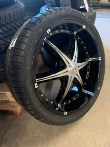 24 Inch Tires | Great Deals on New & Used Car Tires, Rims ...