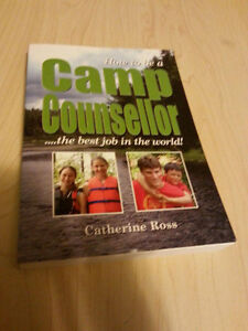 "Selling ""How to be a Camp Counsellor"" Book"