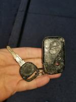 Found Lexus keys