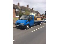 Ford Transit LWB Recovery Truck 12months MOT