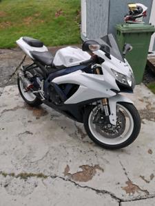 2010 Suzuki GSX-R600