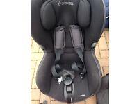Maxi cosi axsis car seats X 2