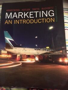 Marketing: An Introduction 5th Canadian Edition
