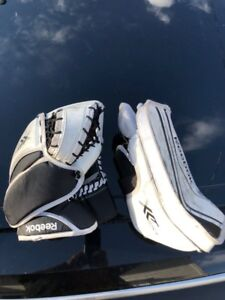 Blocker and Trapper Reebok Youth size