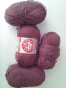 Red Heart Heathers Yarn & Needles