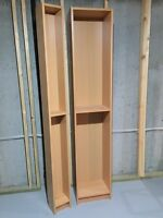 Bookcase & Shelving Unit / birch veneer