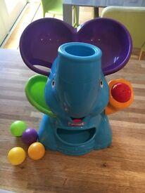 Playskool poppin' ball elephant