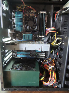 FOR SALE - TRADE  - AMD FX 8 CORE COMPUTER TOWER