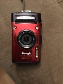 Olympus tough TG 2 underwater camera