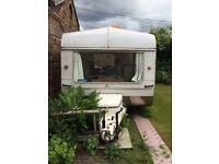 Vintage Mardon caravan