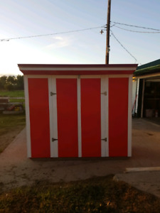 8x4 garden shed or storage shed