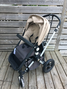 2008 Bugaboo Chameleon Stroller - and all accessories
