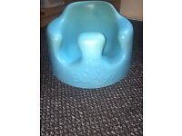 Bumbo seat with attachable table