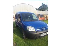 Berlingo van for sale