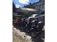 Piaggio mobile servicing technician and mechanic looking for work (Vespa Gilera runner zip)