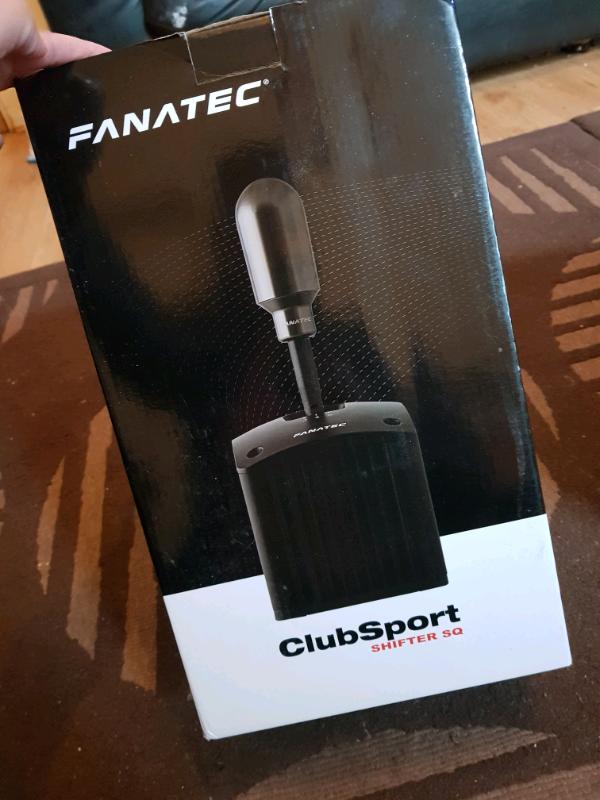 Fanatec Clubsport shifter sq 1 5 | in Accrington, Lancashire | Gumtree