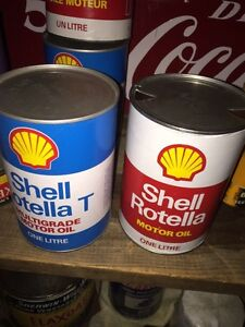 Vintage oil cans London Ontario image 1