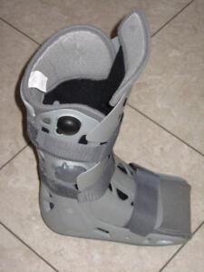 Botte orthopédique Aircast