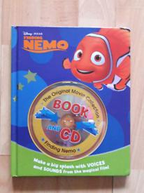 Children's cd book