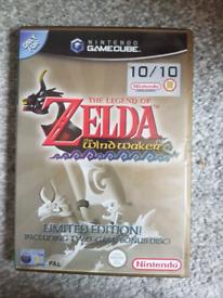 Zelda GameCube game