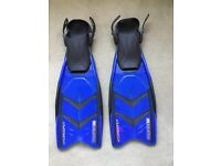 New Aquatics Hydro Split Fins