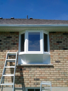 Window Capping and Caulking