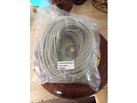 Unopened 30m Ethernet cable