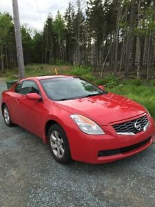 2009 Nissan Altima 2.5 S Coupe (2 door)