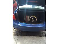 Vibe Subwoofer 12 inch 1600 watts barely used never fitted to my car