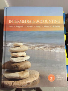 Intermediate Accounting Book for Sale
