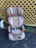 Graco high back car seats / booster seats (2 available)