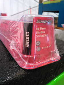 Snap on 1/4 drive standard shallow