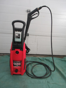 Clean Force 1400 PSI Electric Power Washer