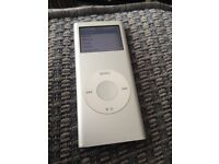 Apple iPod nano 2gb 2 nd gen